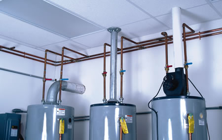 How whirlpool natural gas and liquid propane water heaters for Natural gas heating options